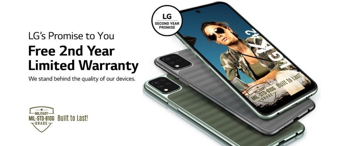 LG K42 makes it to India with military-grade durability and low price