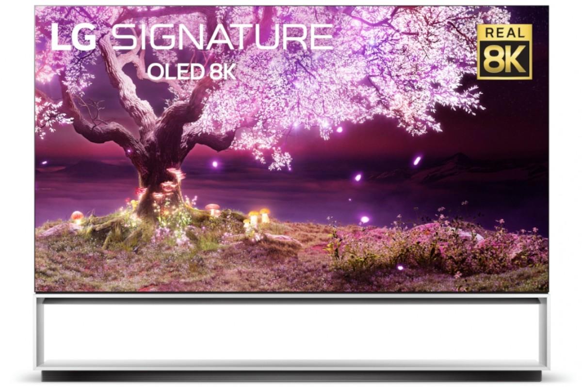 LG annonce les détails de sa gamme de téléviseurs OLED 2021