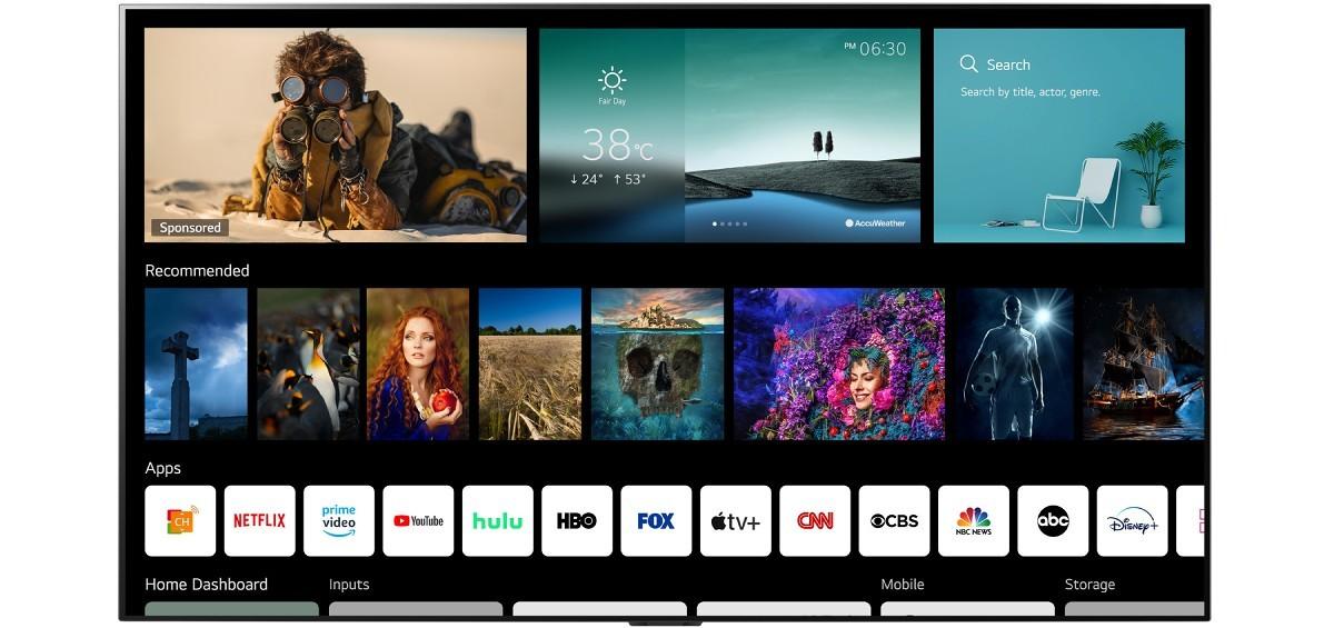 LG dévoile webOS 6.0 avec prise en charge d'Alexa et de Google Assistant, mise à niveau de Magic Remote