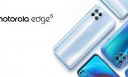 Motorola Edge S is official with Snapdragon 870, 5G and triple camera