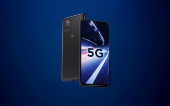 Motorola One 5G Ace debuts in North America for $399