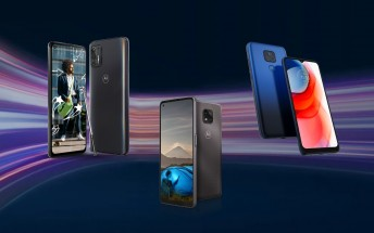 Motorola unveils new G Stylus, G Power and G Play
