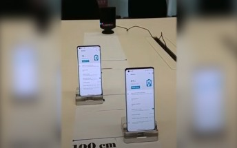 Motorola also demonstrates its own long-distance wireless charging