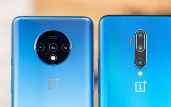 OnePlus 7 and 7T series get OxygenOS 11 beta
