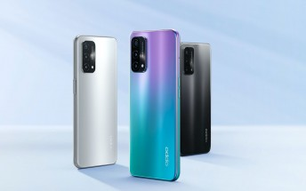 Oppo A93 5G announced with Snapdragon 480 and  90Hz screen