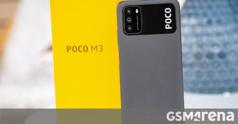 Poco M3 is on its way to India