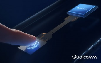 Qualcomm announces 3D Sonic Sensor Generation 2, compatible with foldables