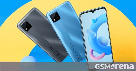 Ultra-affordable Realme C20 is official with Helio G35, big 5,000 mAh battery - GSMArena.com news - GSMArena.com