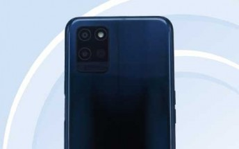 Design and specs of new affordable Realme phone revealed by TENAA