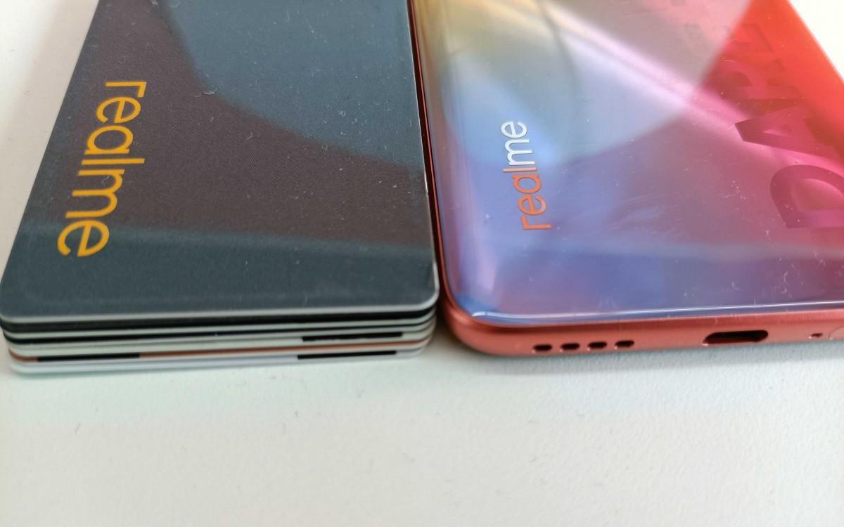 Realme X9 slim profile teased by company CEO