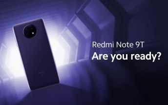 Watch the Redmi Note 9T global launch event live