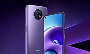 Redmi Note 9T specs and EU prices appear, looks like a rebranded Redmi Note 9 5G