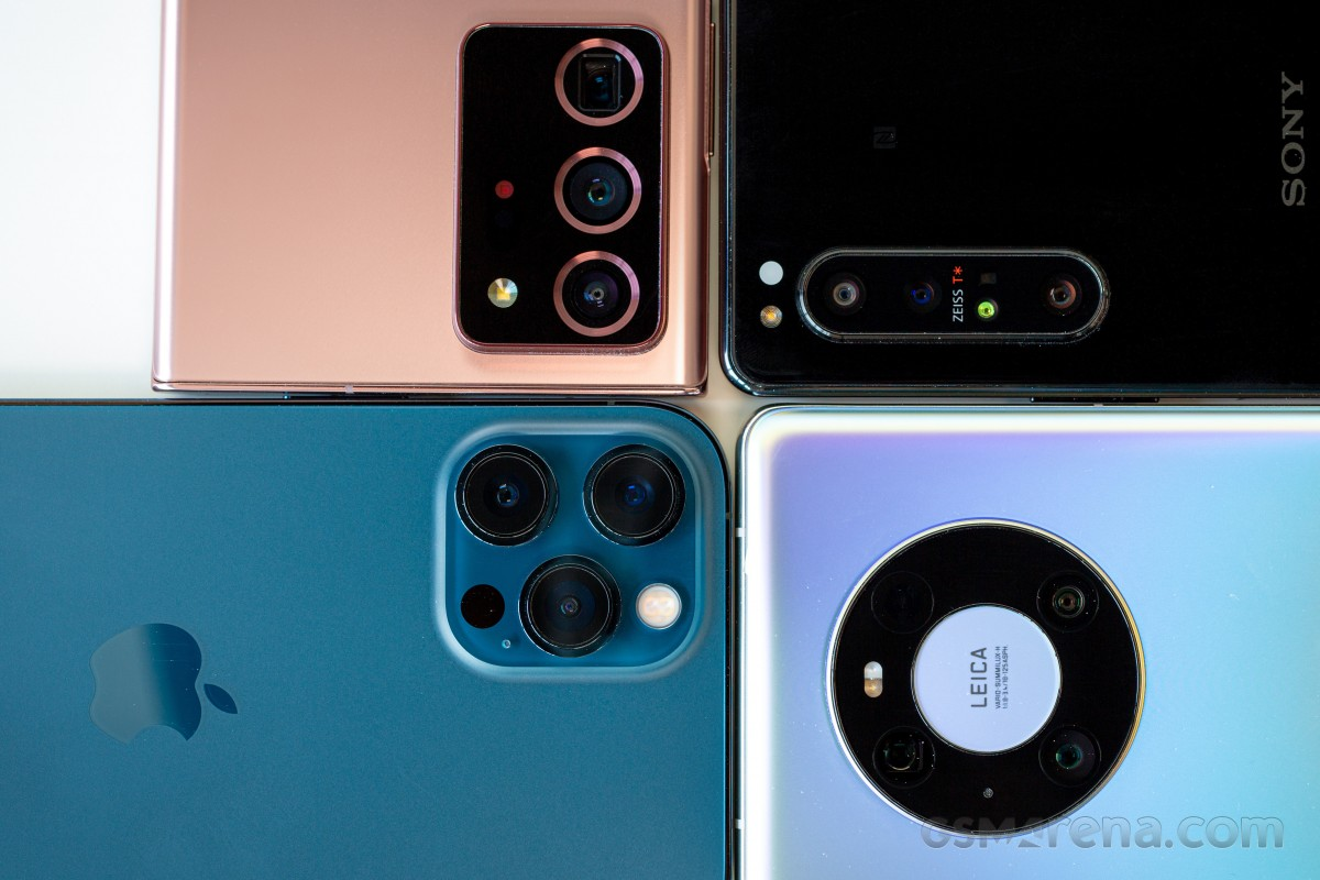 Report: Global smartphone shipments in 2020 were down 8.8% compared to 2019