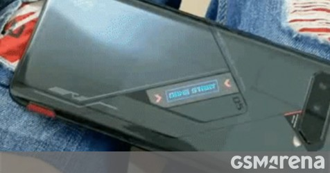 Asus ROG Phone 5 appears on Geekbench with 16GB RAM - GSMArena.com news - GSMArena.com