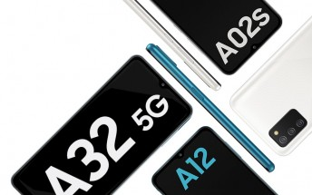 Affordable Samsung Galaxy A32 5G will arrive in the UK next month, Galaxy A12 launches today
