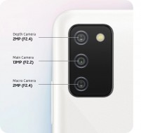 13 MP camera