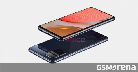 Samsung Galaxy A72 4G FCC certification reveals 25W fast charging - GSMArena.com news - GSMArena.com
