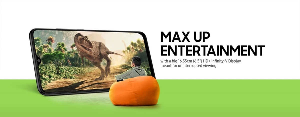 Samsung Galaxy M02s coming on January 7 for under INR 10,000