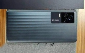 vivo iQOO 7 will come with a pressure-sensitive screen, 120Hz refresh rate