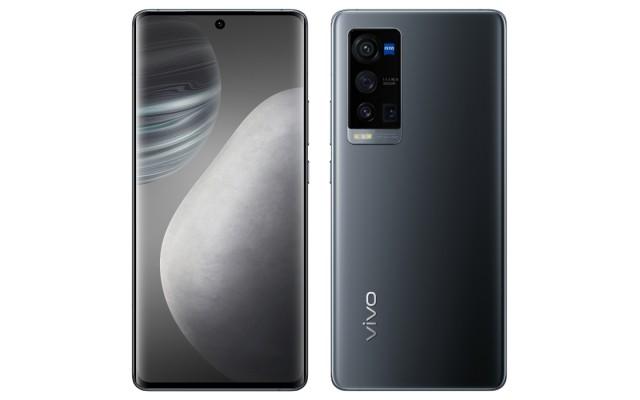 vivo X60 Pro + render