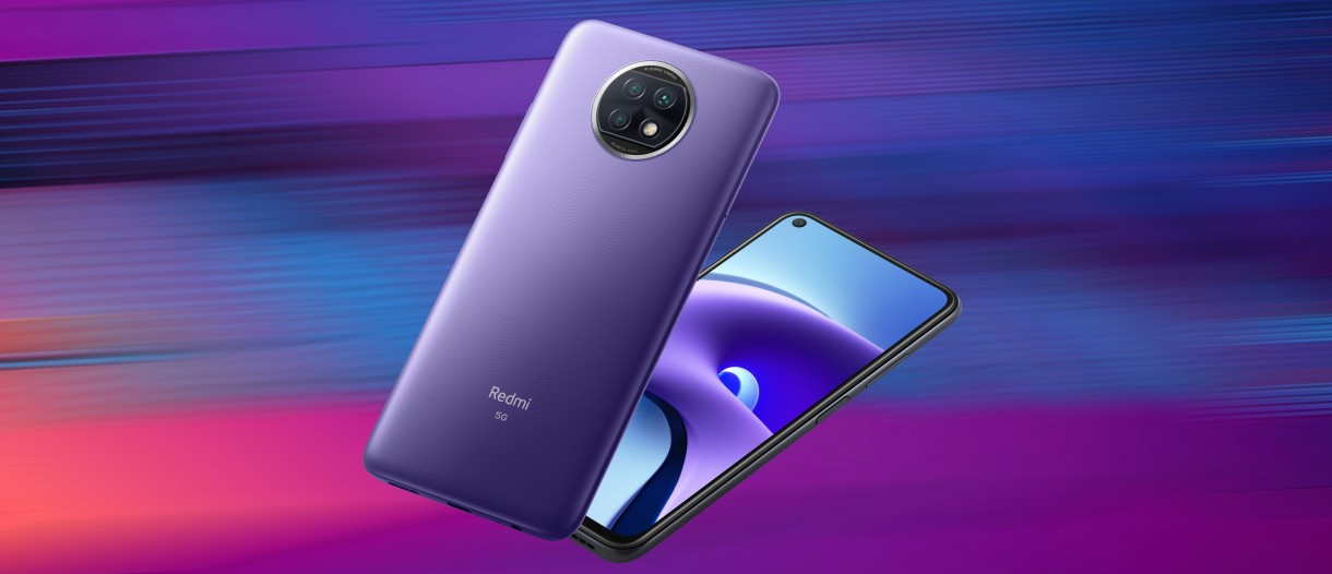 Xiaomi goes global with the Redmi Note 9T 5G - GSMArena.com news