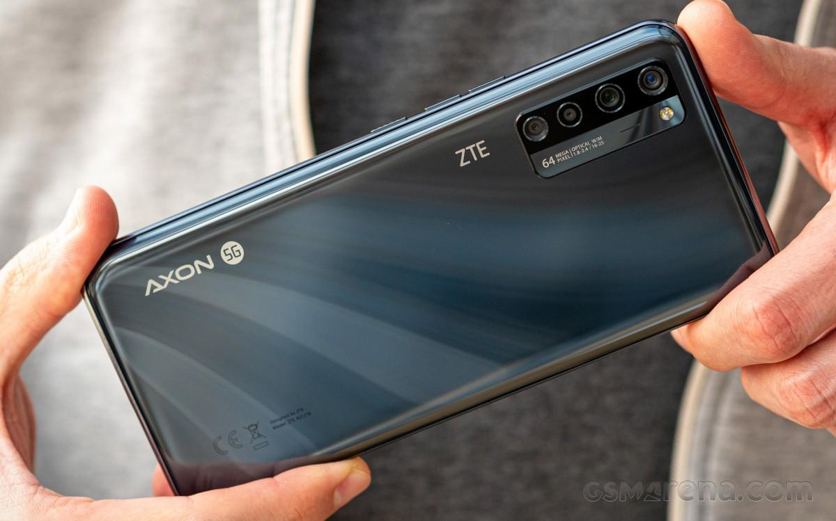 ZTE Axon 30 Pro might come with Samsung's 200MP sensor