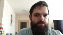 IP Webcam screen captures: 720p - News 21 02 Android Webcam App Test review