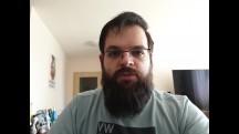 IP Webcam screen captures: 480p - News 21 02 Android Webcam App Test review