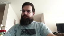 iVCam screen captures: 720p - News 21 02 Android Webcam App Test review