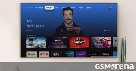 Apple TV app now available on Google TV - GSMArena.com news - GSMArena.com