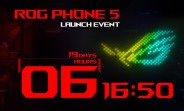 Asus ROG Phone 5 is coming on March 10