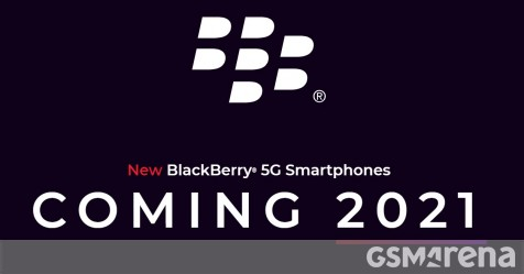 New BlackBerry phones with classic hardware keyboards and 5G are coming this year - GSMArena.com news - GSMArena.com