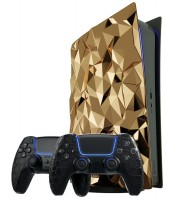 Caviar's customized PlayStation 5 \