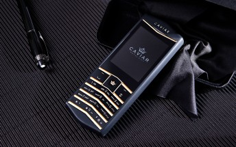 Caviar unveils the Origin concept - a Vertu-inspired phone that runs Android