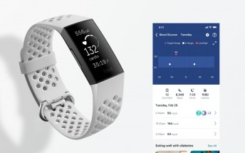 Fitbit Charge 4 update shows SpO2 data on the band itself, tracks skin temperature