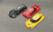 Flashback: not so weird car branded phones, part 2 - Lamborghini, Ferrari, Spyker, Porsche
