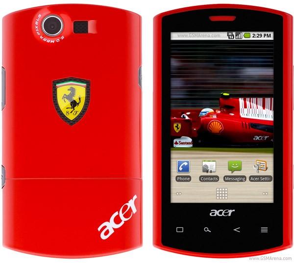 Flashback: not so weird car branded phones, part 2 – Lamborghini, Ferrari, Spyker, Porsche