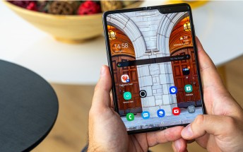 Samsung Galaxy Fold also gets One UI 3.1 update