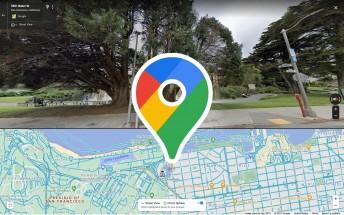 Google Maps update brings split screen mode for Street View