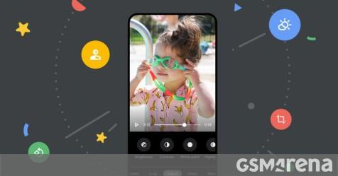 Google Photos' in-app video editor gains more options with latest update - GSMArena.com news - GSMArena.com