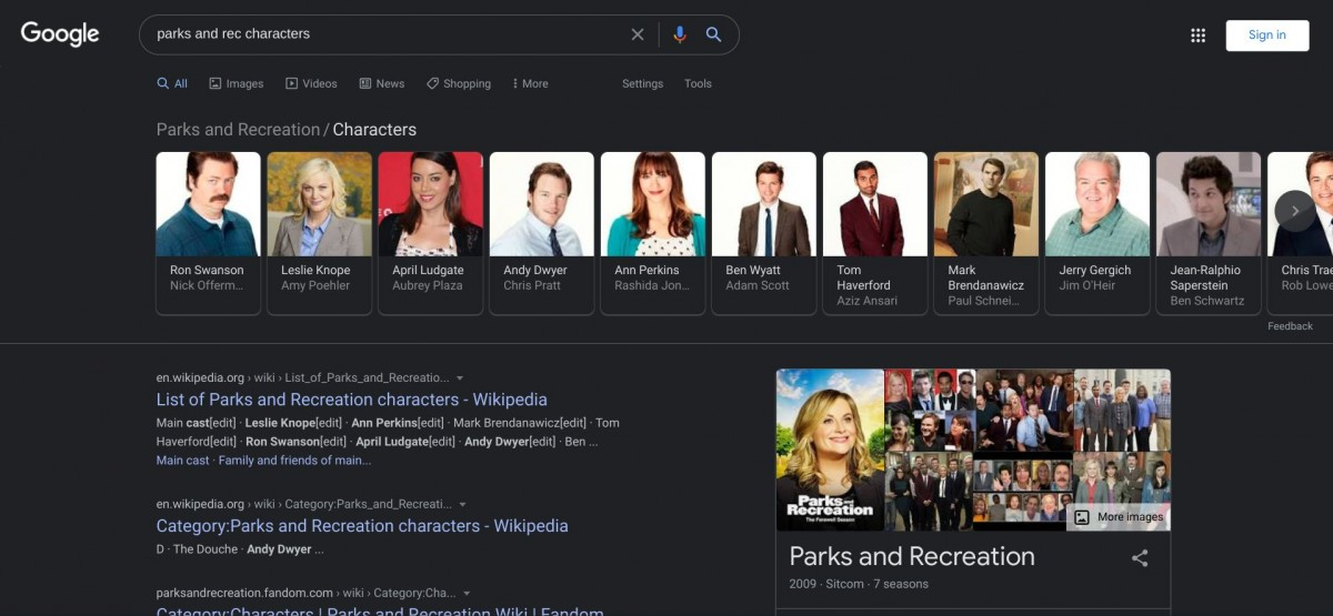 Google Search is getting Dark theme, will match your preferred theme