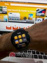 La nouvelle application vous permet de répondre aux SMS de votre Huawei Watch GT 2 Pro
