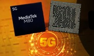 MediaTek unveils its first mmWave modem - the M80 can reach 7.67 Gbps downlink speeds