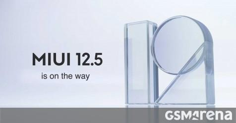 Xiaomi announces global MIUI 12.5 release time frame - GSMArena.com news - GSMArena.com