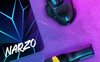 Realme to launch gaming accessories alongside Narzo 30 series