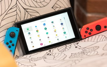 Review: Android 10  on the Nintendo Switch  is just as messy and awesome as it sounds