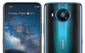 Deal: grab a Nokia 8.3 for just $379.99