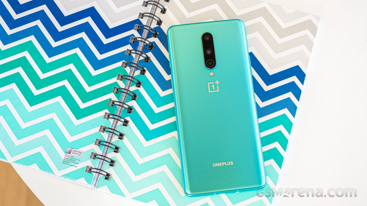 OnePlus 8 series gets January security patch and bug fixes with latest OxygenOS updates