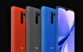 Indian Xiaomi Poco M2 units are receiving February 2021 security patches