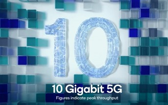 Qualcomm X65 debuts - the world's first 10 Gbps 5G modem